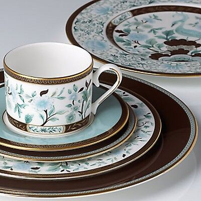 NEW MARCHESA COUTURE LENOX Palatial Garden Fine China 5 piece place setting set