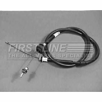 FIRSTLINE FKC1141 CLUTCH CABLE fit Renault 19 1.4-1.9 89-94