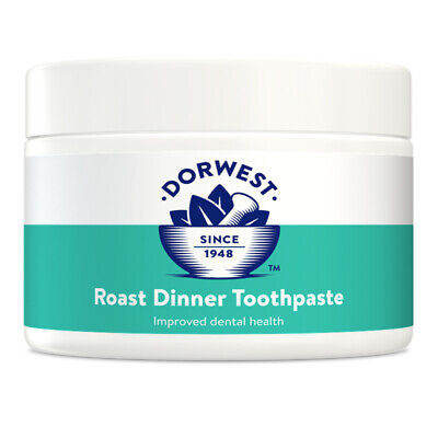 Dorwest Herbs Roast Dinner Toothpaste for Dogs & Cats