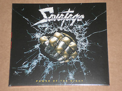 Savatage - Power Of The Night - Cd Digipak Sigillato (Sealed)