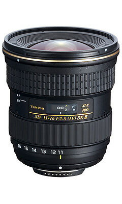 Tokina 11-16MM f/2.8 AT-X Pro DX II for Canon. U.S. Authorized Dealer