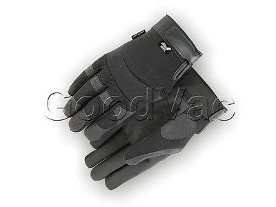 MAJESTIC 2137BKT Reinforced Synthetic Leather Thinsulate Winter Work Gloves XXL