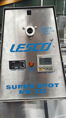 Lesco Super Spot Mark III UV Light Source (More than 10 available)