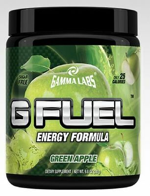 Gamma Labs G FUEL Pre Workout Energy FOCUS - 40 Servings - PICK FLAVOR GFuel