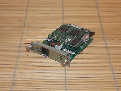 Cisco HWIC-1ADSL-M High-Speed WAN ADSL ADSL2+ Card Karte f. 1800 2800 Router