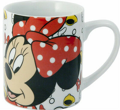 MINNIE MOUSE taza porcelana 300ml
