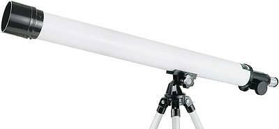 NEW Elenco Zoom Terrestrial Telescope 35x-50x 50mm EDU-36685 NIB