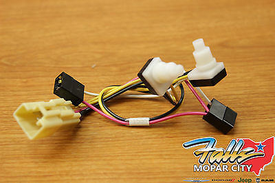 DODGE RAM Overhead Console wiring w switches vehicles w o