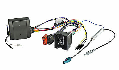 JVC CAN-BUS Lenkrad Fernbedienung Adapter Citroen C2 C3 C4 Peugeot 207 307