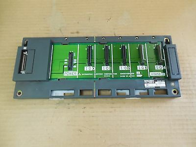 Mitsubishi PLC Card Rack A1S65B-S1 A1S65BS1 Used