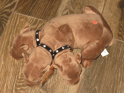 Universal Studios Wizarding World of Harry Potter Fluffy three-headed dog Plush
