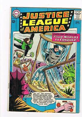 Justice League of America # 26 Four Worlds to Conquer ! grade - 5.0 hot scarce !