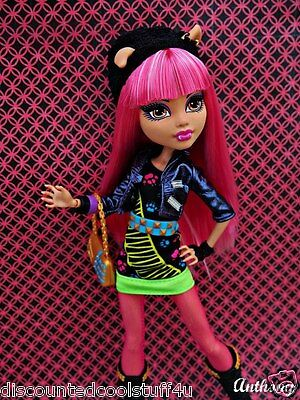 VHTF NEW Monster High 13 Wishes HOWLEEN WOLF IN BOX! GREAT GIFT! NLA! HUGE SALE!