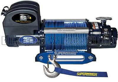 Superwinch Talon 12.5SR 12v Winch - Synthetic Rope