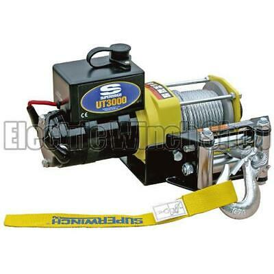 Superwinch UT3000 12v Electric Winch