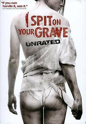 I Spit on Your Grave (DVD, 2011, UNRATED)