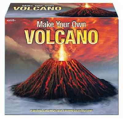 Make Your Own Erupting Volcano Set Science Model Christmas Stocking Toy TY/83