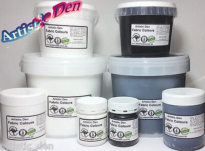 Professional Screen Printing Ink  Permaset Compatible Artist Fabric Paint