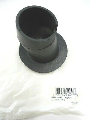 Arctic Cat Snowmobile Air Silencer Boot  See Listing for Exact Fitment 0670-077