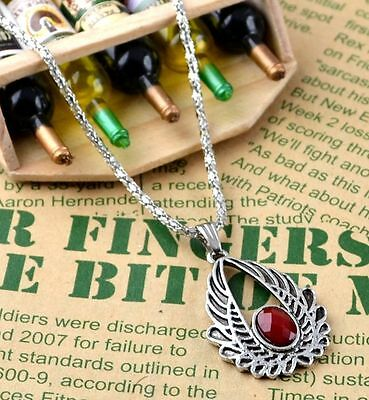 New Classical Natural hot resin cute tibet silver Necklace+Pendant H-1617