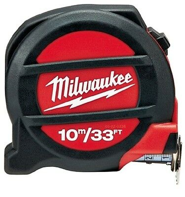 Milwaukee 48-22-5234 33 ft./10M Non-Magnetic Tape Measure