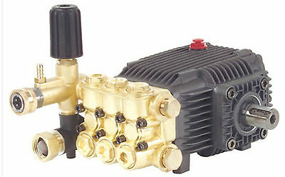 2400 PSI Pressure Power Washer Replacement Pump Solid Shaft 24mm