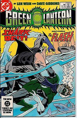 DC Comics! Green Lantern! Issue 175! No Price Variant! Guest Starring The Flash!