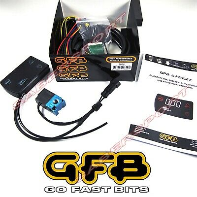 GFB G-FORCE II Touchscreen Electronic Boost Controller Up to 50psi P/N: 3004