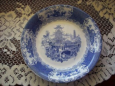 Antique Allertons Chinese Bowl Circa 1929 - 1942
