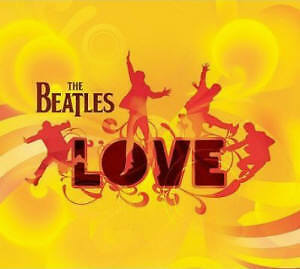 THE BEATLES**LOVE (LIMITED EDITION)**2 LP SET