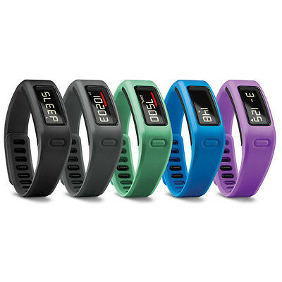 Garmin Vivofit Bluetooth Fitness Band with Heart Rate Moniitor