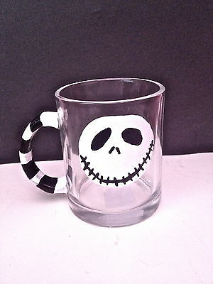 Jack Skellington The Nightmare Before Christmas Coffee Tea Mug