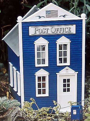 PIKO  POST OFFICE   G Scale Building Kit # 62213  New in Box