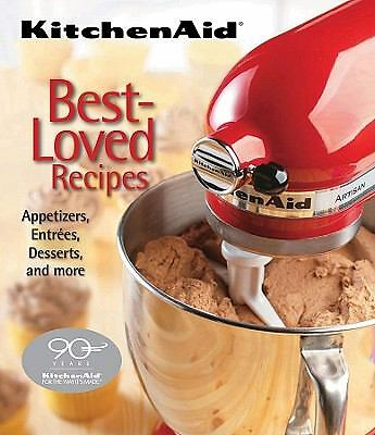 New Kitchenaid Best-Loved Recipes Perfect Paperback Cookbook