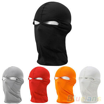 Excellent Outdoor Cycling Full Face Mask Lycra Balaclava Ski Neck Protector Hat