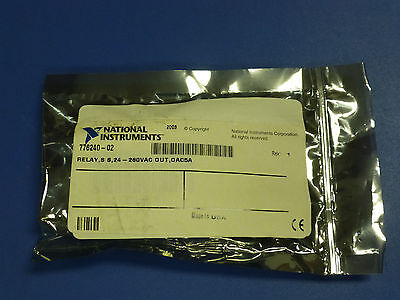 NEW - National Instruments SSR-OAC5A Digital Signal Conditioning Module