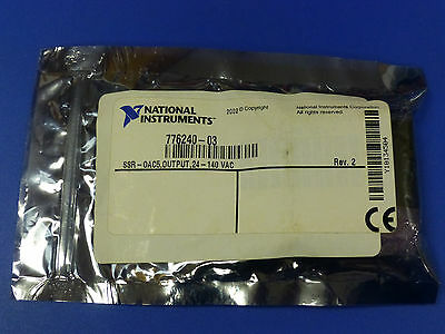 NEW - National Instruments Grayhill SSR-OAC5 Digital Signal Conditioning Module
