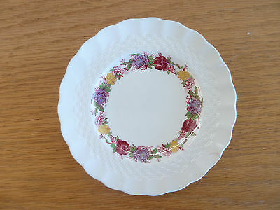 Copeland Spode Rose Briar  1 Small Bread & Butter Plate  5 1/2""