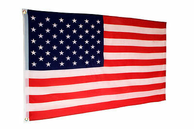 3'x5' ft American Flag USA US U.S Stars & Stripes United States Brass Grommets