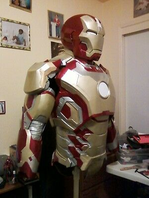 """IronMan Armor Costume: The Amazing """"Do It Yourself"""" Guide"""