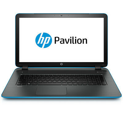 "HP Pavilion 15.6"" HD, AMD Quad Core A10, 8GB, 1TB HD, DVD, Win 8.1(Aqua Blue)"