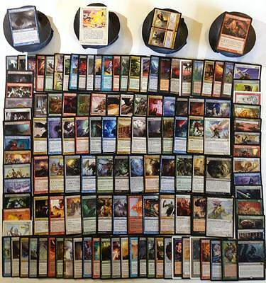 500 Magic the Gathering MTG RARE CARDS Lot, + 25 MYTHICS !!! RARE COLLECTION !!!