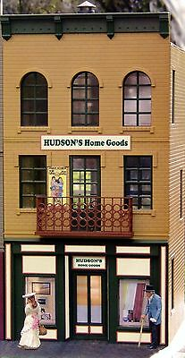 PIKO HUDSON'S DRY GOODS  G Scale Building Kit  62267 New in Box