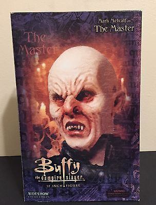 "The Master - BTVS - Sideshow Collectibles EXCLUSIVE - 12"" Figure - NIB"