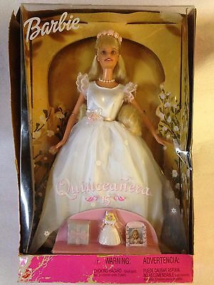 Barbie Quinceañera 15 Years Old Blonde Collectable Toy Doll