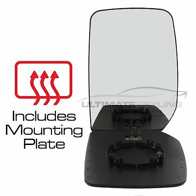 Ford Transit Mk7 2006-2014 Wing Mirror Glass Heated N/S Passenger Side Left