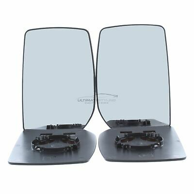 Ford Transit Mk6 2000-2006 Wing Mirror Glass Pair Left & Right