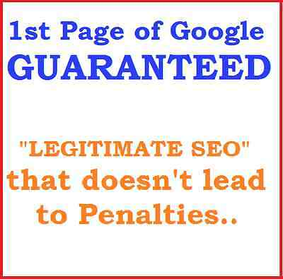 Google Page 1 Guaranteed With Premium Backlinks [300 Keyword Package]