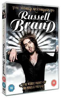 Russell Brand: The World According to Russell Brand DVD (2010) Russell Brand