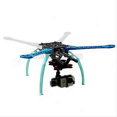 S500-PCB RC Spare Parts FPV Glass Fiber Four Axis Frame Set for Gopro Hero 3 3+
